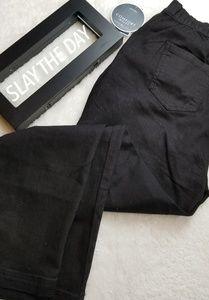 Karen Scott NWT Comfort Waist Pants Petite Large